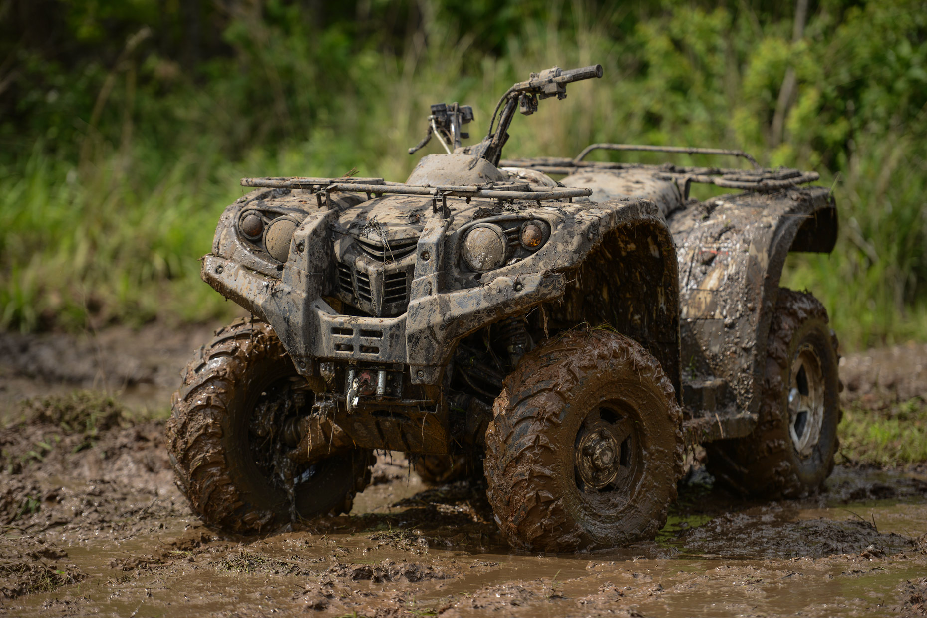 Bennche ATV photography by Dallas photographer Kevin Brown