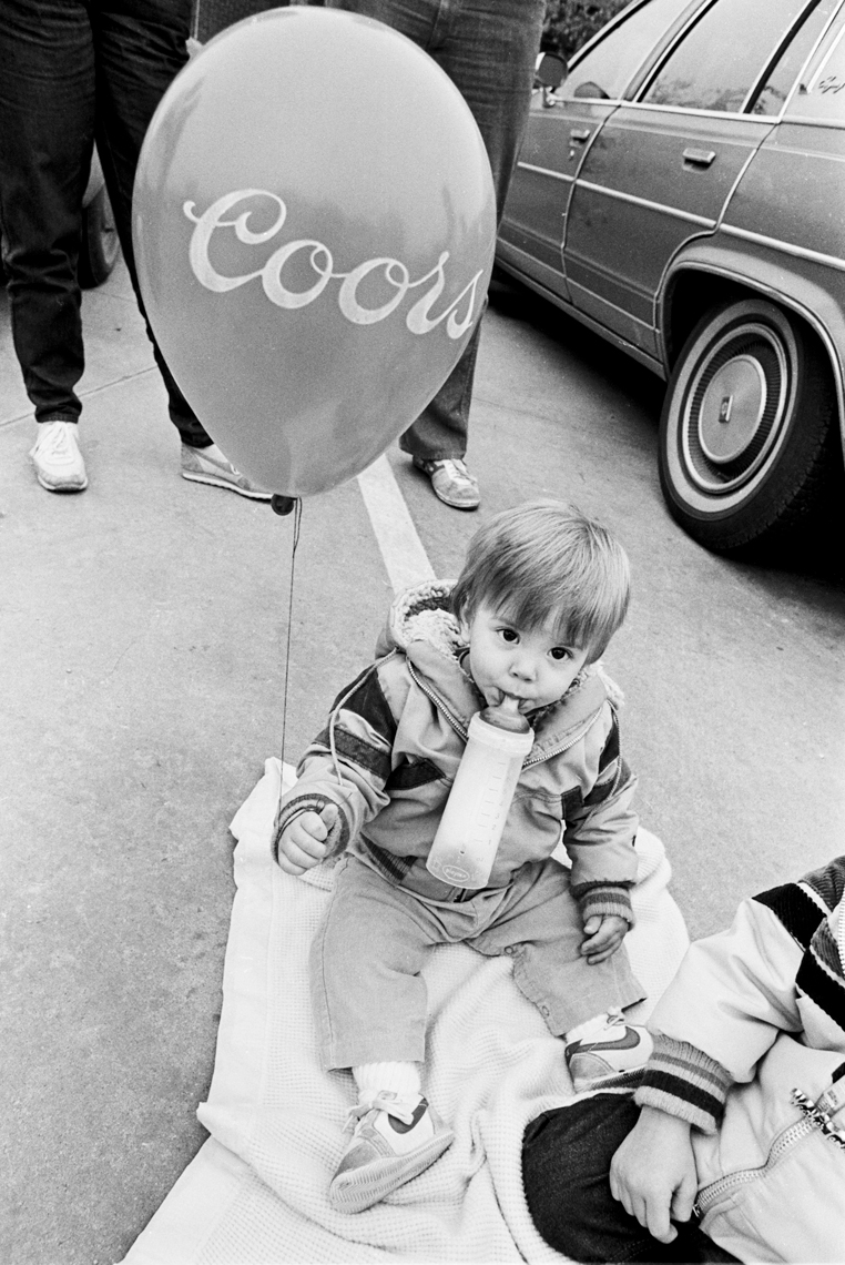 Coors baby by Kevin Brown