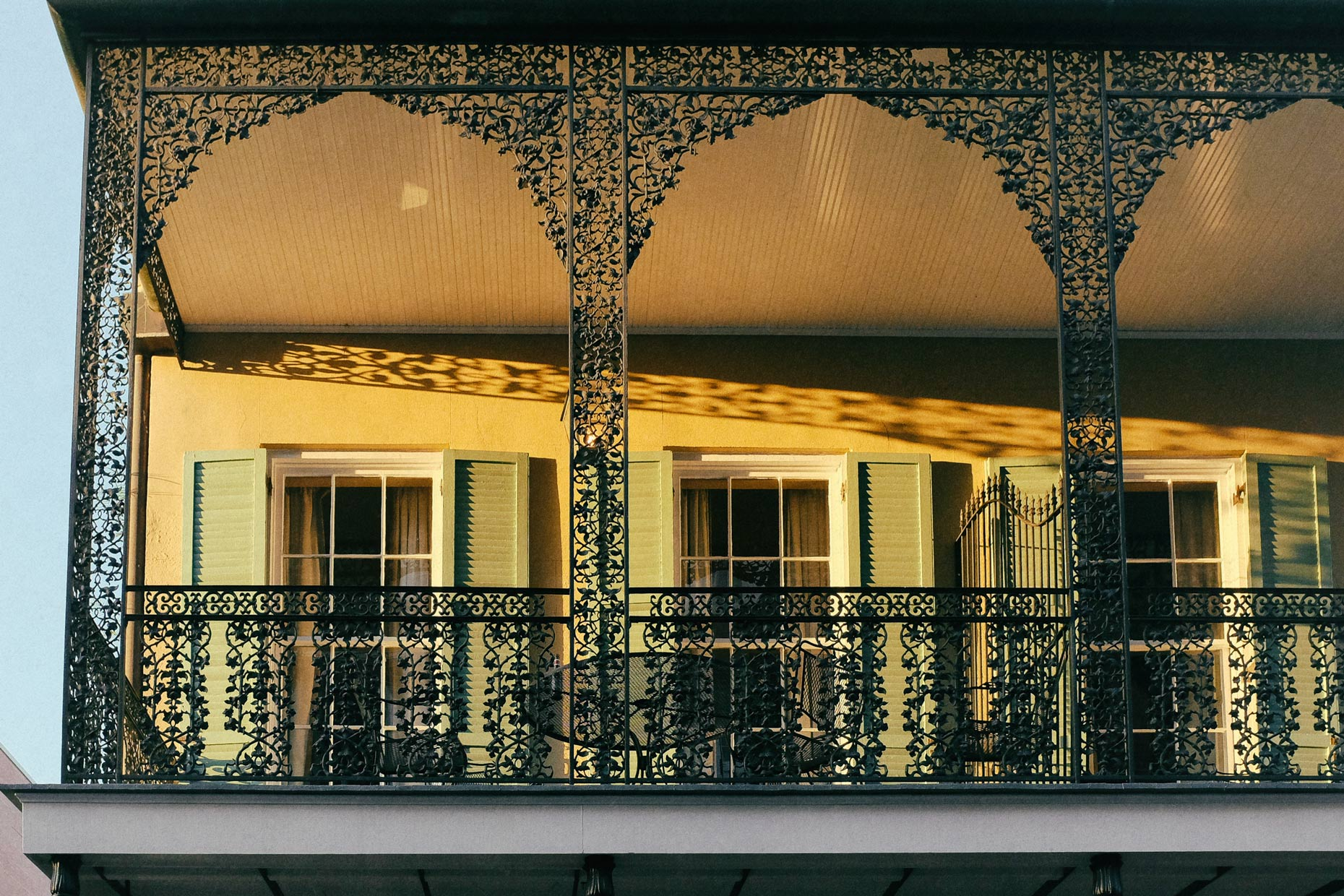 Architecture in New Orleans by photographer Kevin Brown