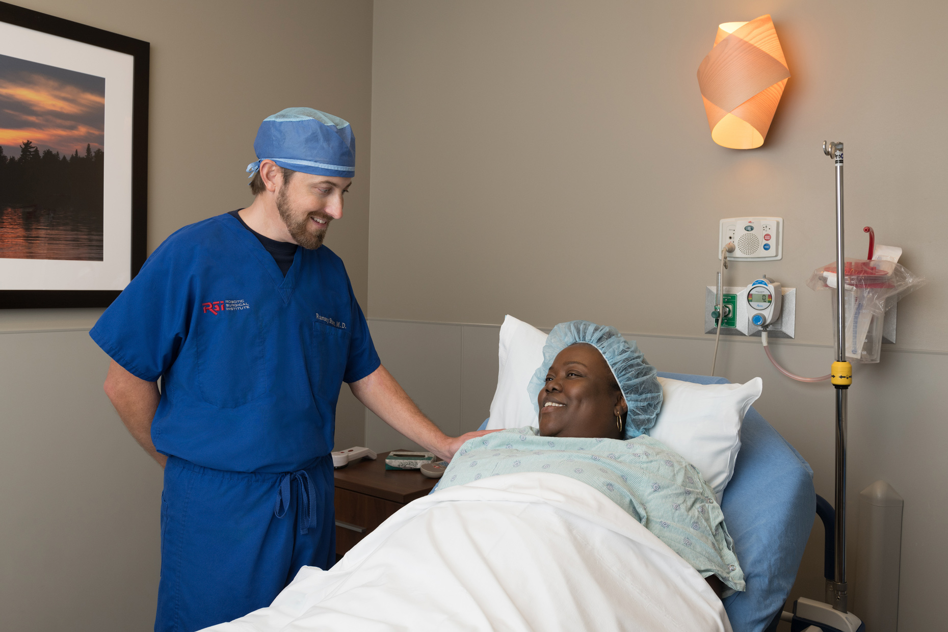Healthcare photography in Dallas by Kevin Brown
