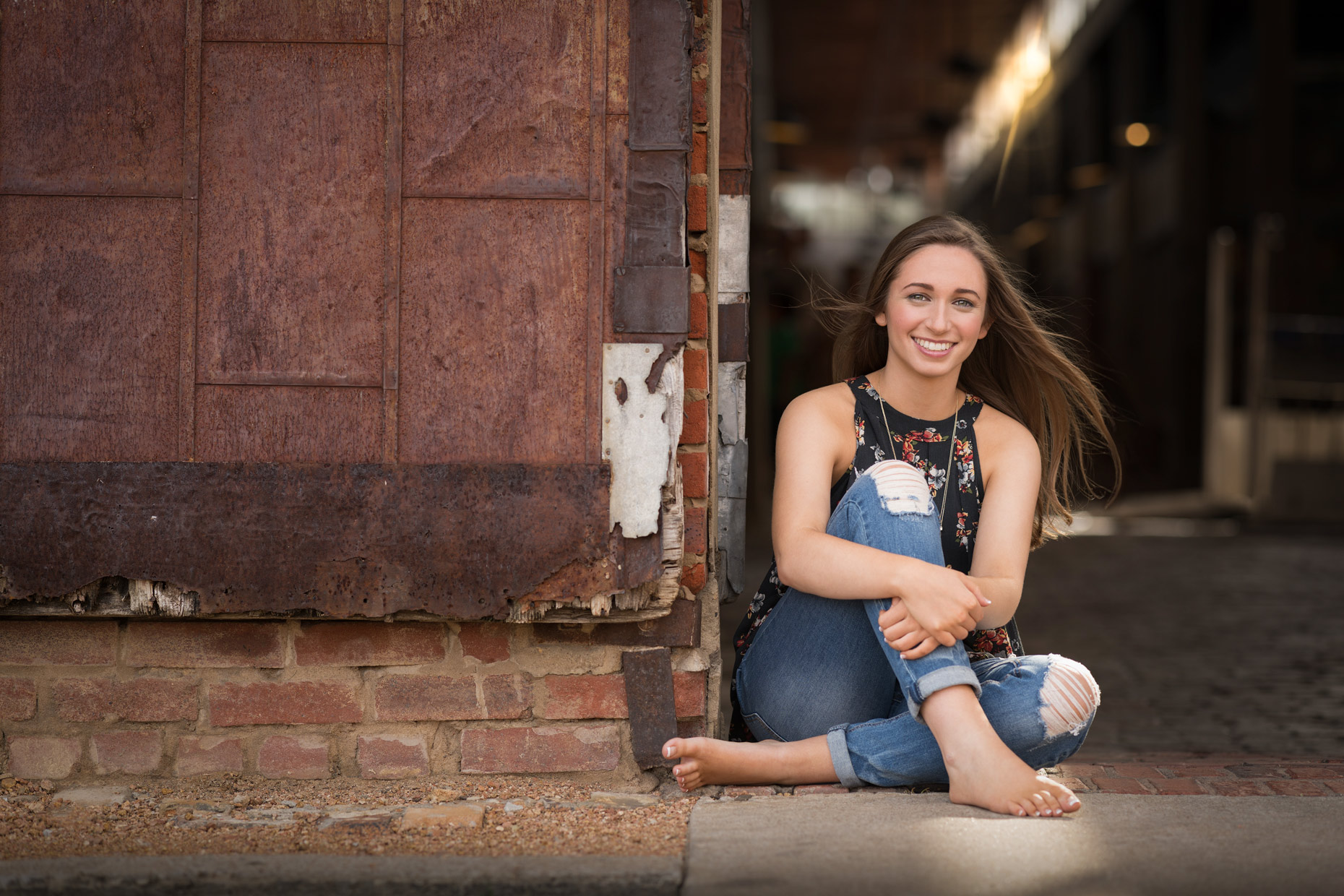 Lifestyle Portrait in Forth Worth by Kevin Brown