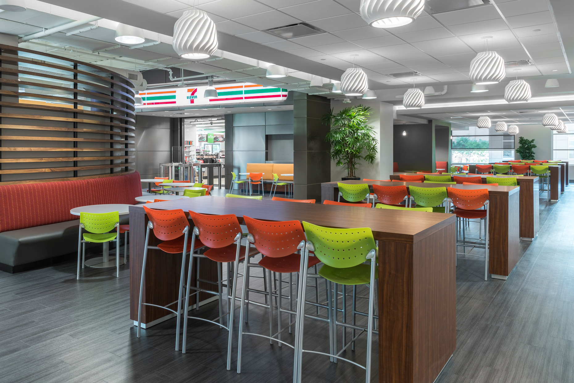 7-Eleven HQ by Dallas architectural photographer Kevin Brown