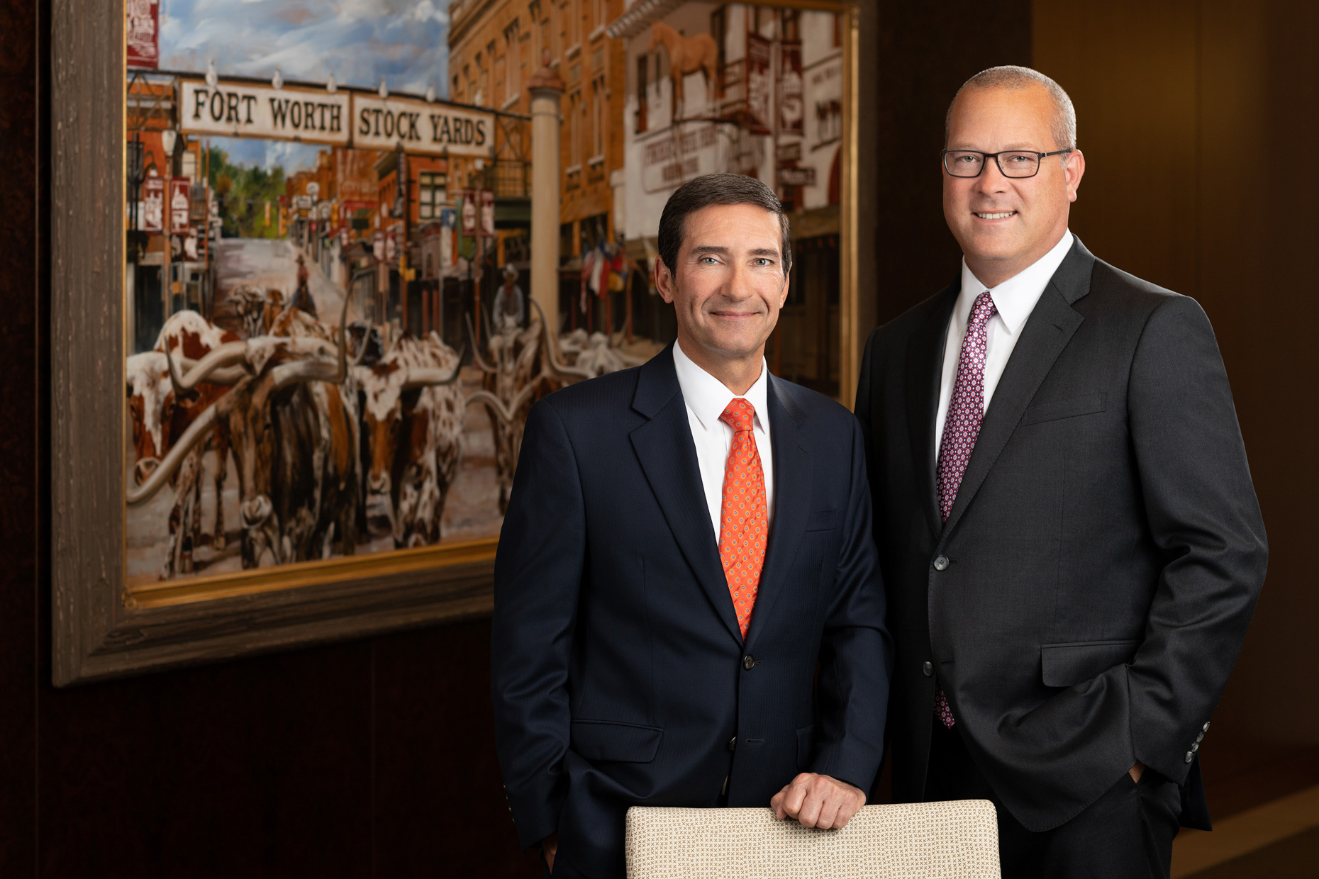 Fort Worth Law Firm photography by Kevin Brown