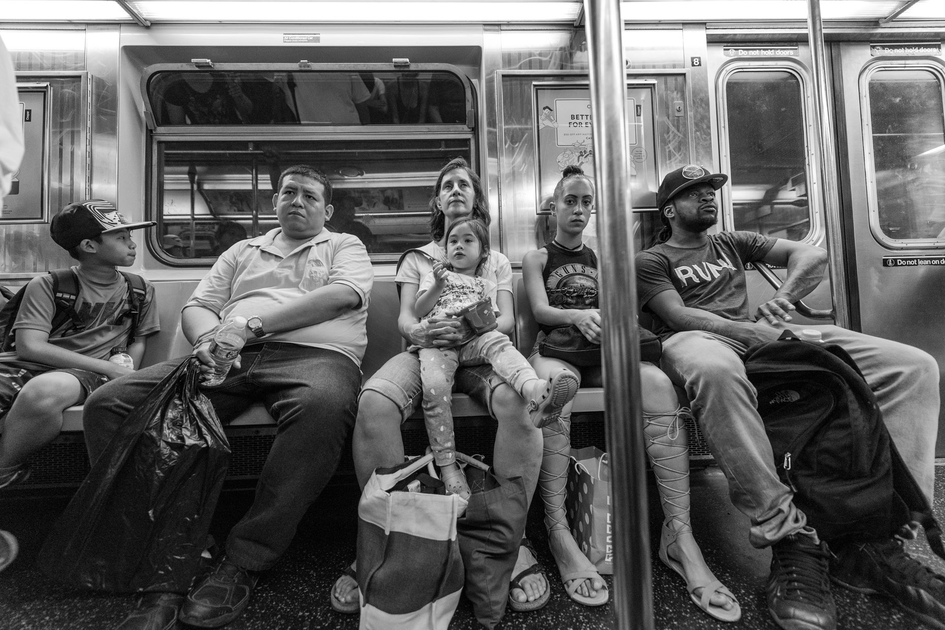 New York City street photography by Kevin Brown