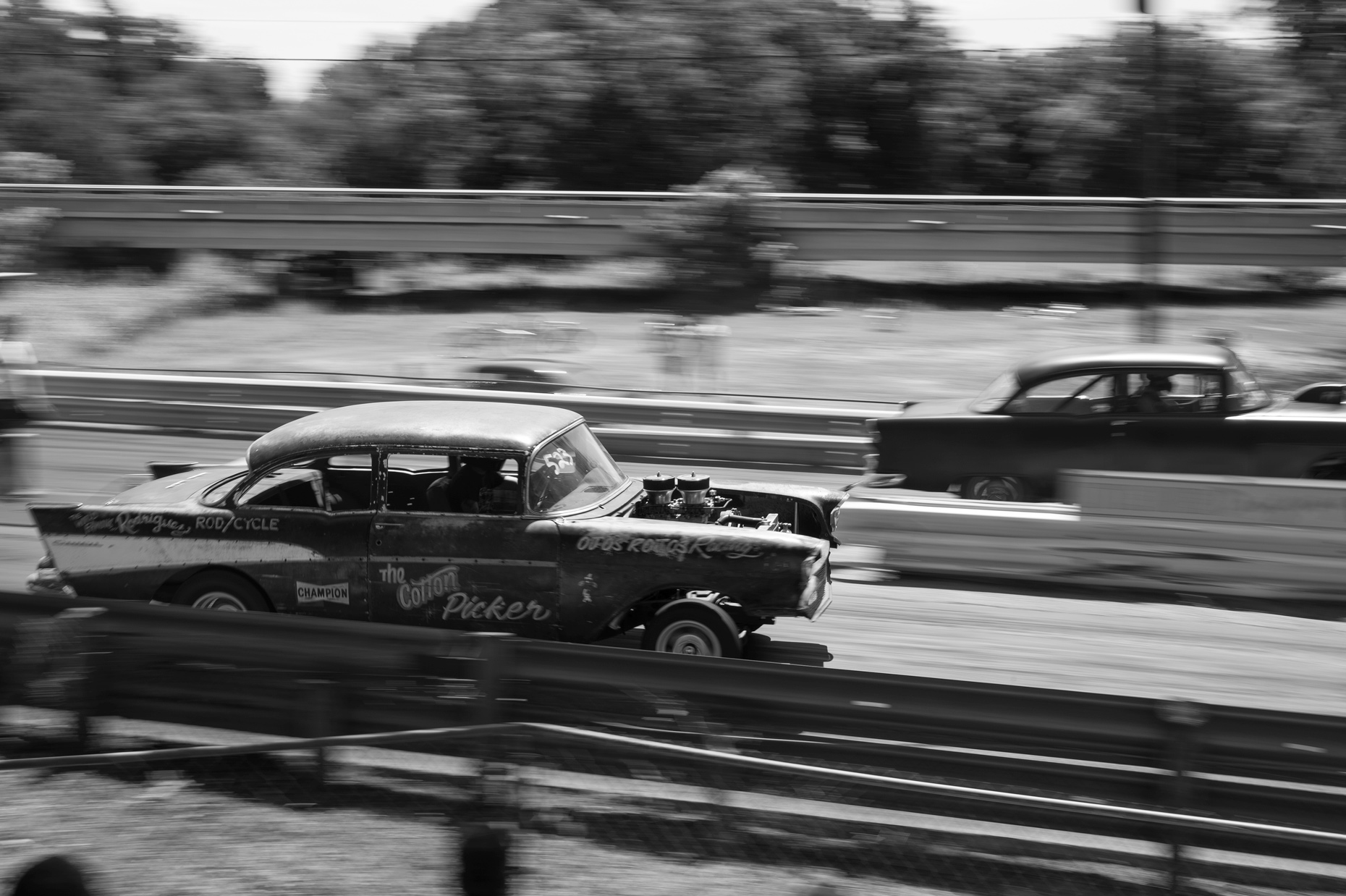Day of the Drags by editorial photographer Kevin Brown